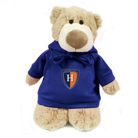 Gems Heritage Dubai Bear Mascot – 28CM