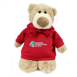 Fairgreen International School Bear Mascot – 28CM