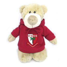 DESS Bear Mascot – 28CM