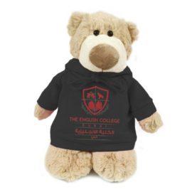 English College Bear Mascot – 28CM